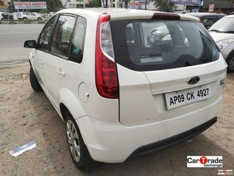 Ford Figo Duratorq Diesel EXI 1.4 (2012) in Hyderabad