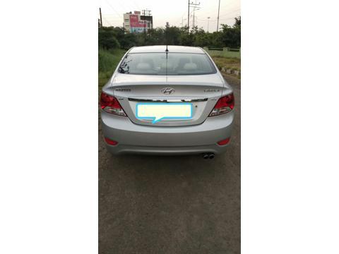 Hyundai Verna Fluidic 1.6 CRDI SX (2013) in Dhar