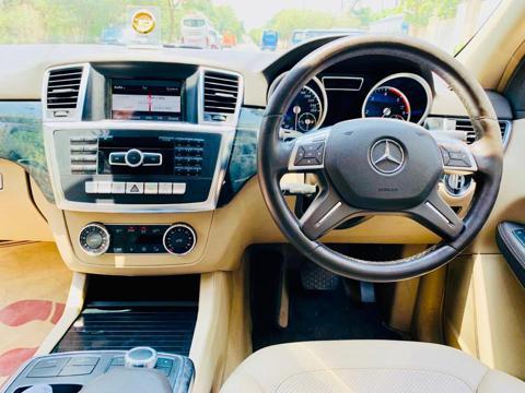 Mercedes Benz M Class ML 250 (2014) in Faridabad