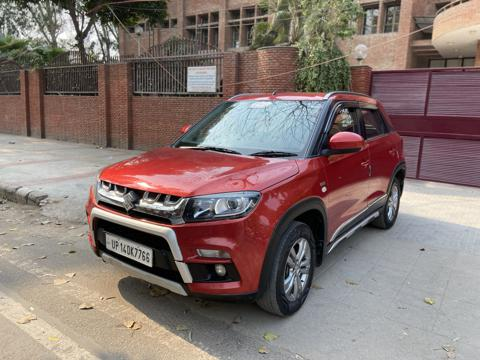 Maruti Suzuki Vitara Brezza ZDI (2017) in New Delhi