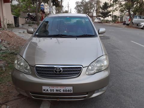 Toyota Corolla H5 1.8E (2005) in Bangalore