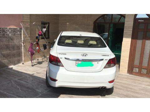 Hyundai Verna Fluidic 1.6 CRDI SX (2011) in Zirakpur