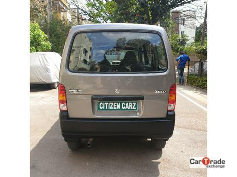 Maruti Suzuki Eeco 5 STR WITH A/C+HTR (2014) in Bangalore