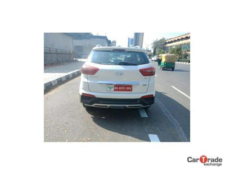 Hyundai Creta 1.6 SX Plus AT Petrol (2017) in Bangalore