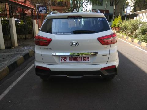 Hyundai Creta 1.6 SX Plus AT Petrol (2016) in Bangalore