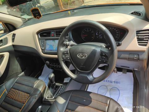Hyundai Elite i20 Asta 1.2 AT (2018) in Ahmedabad