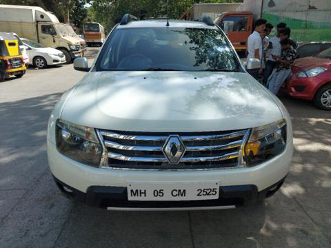 Renault Duster 110 PS RXZ 4X2 MT (2016) in Thane