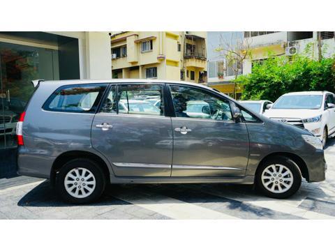 Toyota Innova 2.5 VX 7 STR BS IV (2013) in Nashik