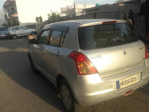 Maruti Suzuki Swift Old VDi ABS (2008) in Zirakpur