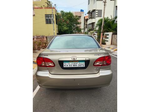 Toyota Corolla H1 1.8J (2007) in Bangalore