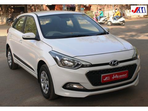 Hyundai Elite i20 1.2 Kappa VTVT Sportz Petrol (2015) in Ahmedabad