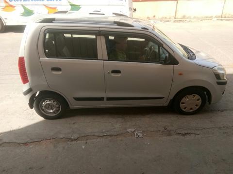 Maruti Suzuki Wagon R 1.0 MC LXI CNG (2011) in Kota