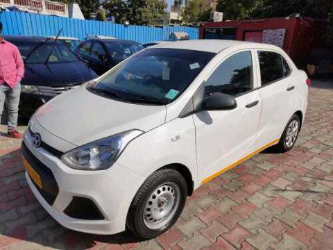 Hyundai Xcent 2nd Gen 1.1 U2 CRDi 5-Speed Manual S (2018) in Ahmedabad