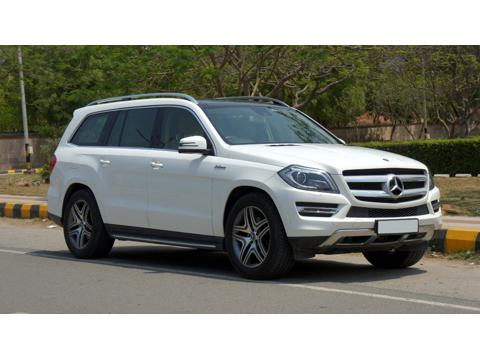 Mercedes Benz GL 350 CDI Luxury (2015) in Udaipur