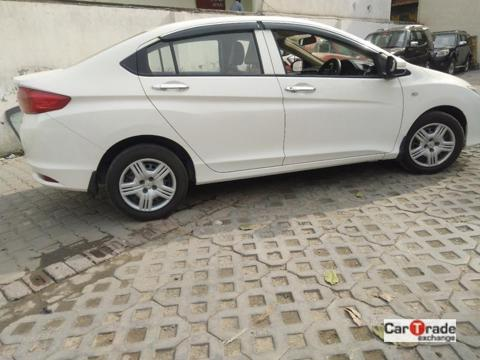 Honda City S 1.5L i-DTEC (2015) in Ghaziabad
