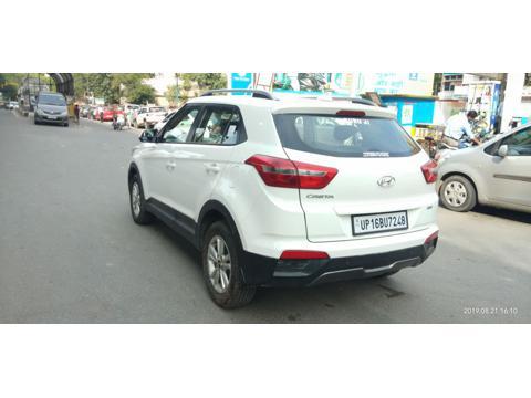 Hyundai Creta S Plus 1.6 AT CRDI