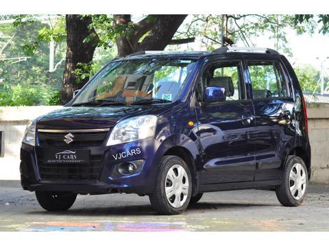 Maruti Suzuki Wagon R 1.0 VXI+ AMT (2017) in Chennai