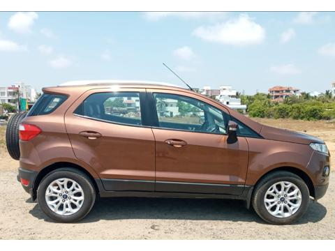 Ford EcoSport 1.5 TDCi Titanium Plus MT Diesel Black Edition (2016) in Chennai