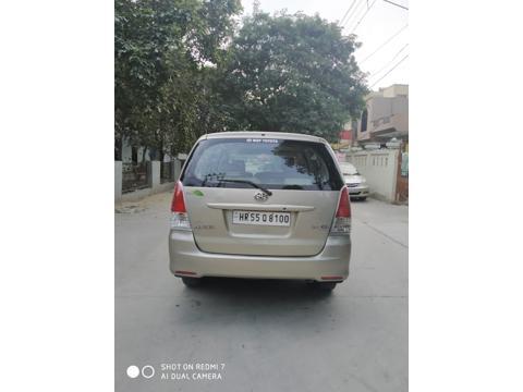 Toyota Innova 2.5 G (Diesel) 8 STR Euro4 (2011) in Gurgaon