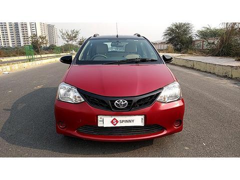 Toyota Etios Liva VD (2016) in Gurgaon