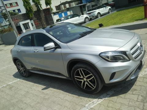 Mercedes Benz GLA Class 220 d Activity Edition (2017) in Pune