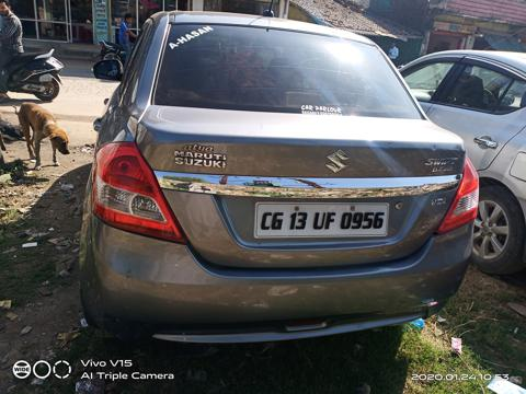Maruti Suzuki New Swift DZire VDI (2015) in Raigarh