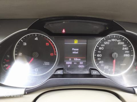 Audi A4 2.0 TDI Multitronic Premium (2012) in Dausa