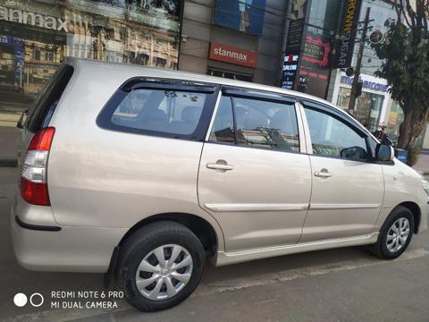 Toyota Innova 2.5 GX 8 STR (2012) in Gurgaon