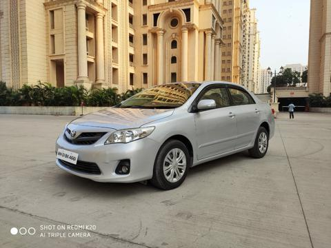 Toyota Corolla Altis 1.8 J (2014) in Thane