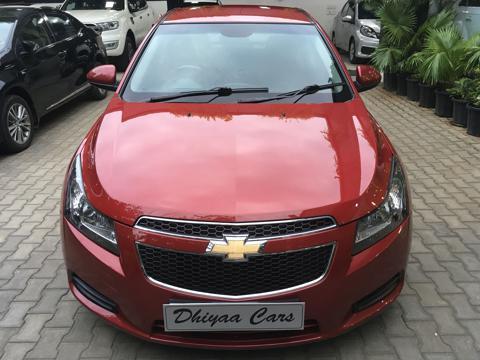 Chevrolet Cruze 2.0 LT MT BS4 (Fam Z) (2009) in Chennai
