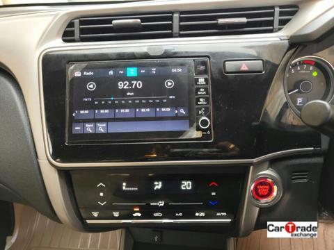 Honda City V CVT Petrol (2017) in Thane