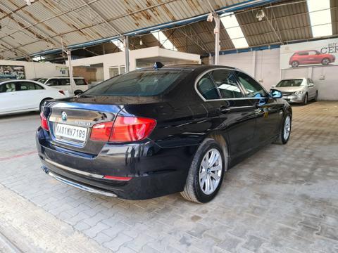 BMW 5 Series 525d Sedan (2012) in Bangalore