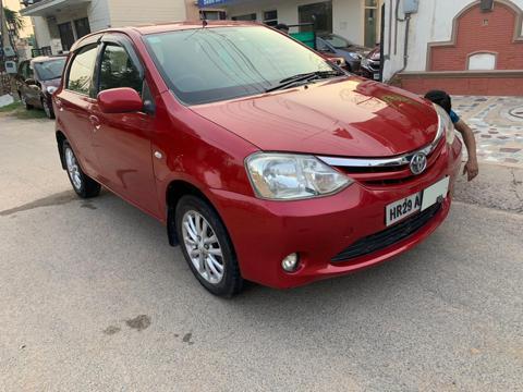 Toyota Etios Liva V (2011) in Gurgaon