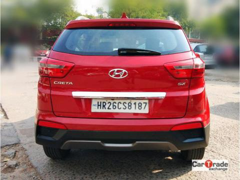 Hyundai Creta 1.6 SX Plus Petrol (2015) in Faridabad