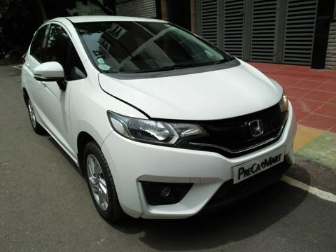 Honda Jazz VX 1.2L i-VTEC (2015) in Bangalore