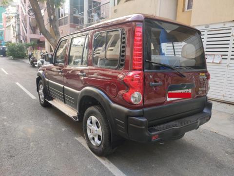 Mahindra Scorpio 2.6 DX (2006) in Bangalore