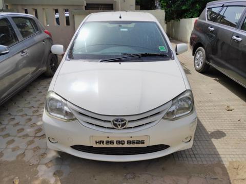 Toyota Etios Liva G (2012) in Gurgaon