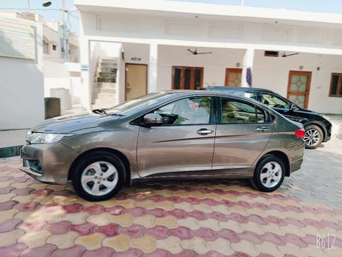 Honda City V 1.5L i-DTEC (2017) in Agra