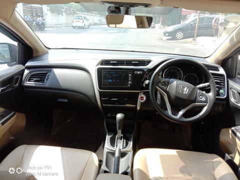 Honda City ZX CVT Petrol (2018) in Gurgaon