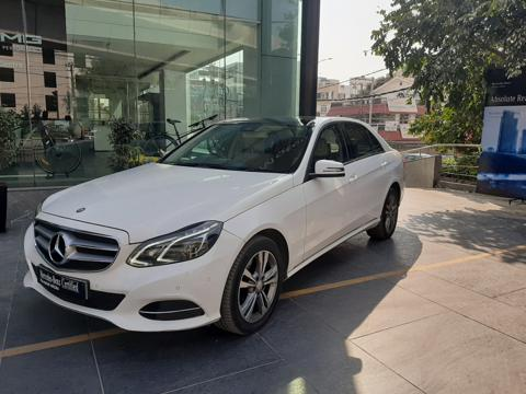 Mercedes Benz E Class E250 CDI Avantgarde (2015) in Visakhapatnam
