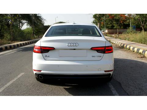 Audi A4 30 TFSI Technology Pack (2017) in Faridabad