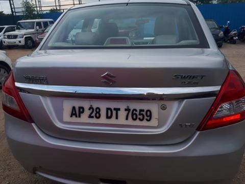 Maruti Suzuki Swift Dzire VDi BS IV (2013) in Hyderabad