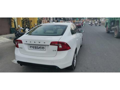 Volvo S60 Kinetic D4 (2013) in Pondicherry