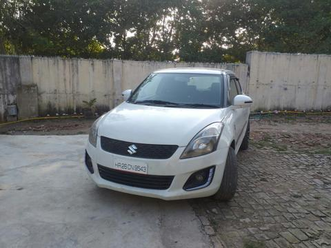 Maruti Suzuki Swift VDi ABS (2015) in Zirakpur