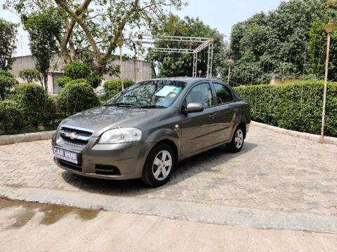 Chevrolet Aveo LS 1.4 (2010) in Gurgaon