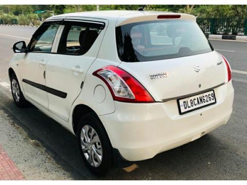 Maruti Suzuki Swift LXi ( Optional ) (2016) in New Delhi