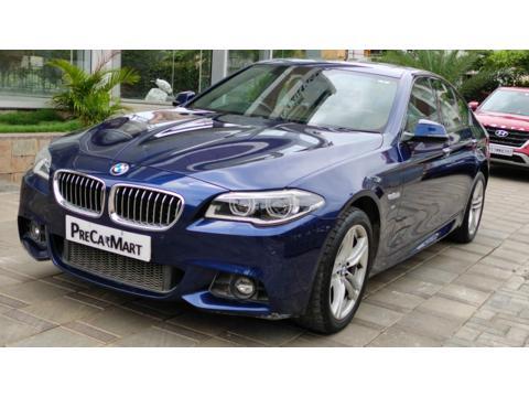 BMW 5 Series 520d M Sport (2017) in Bangalore