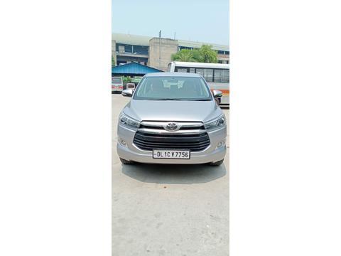 Toyota Innova Crysta 2.4 VX 8 Str (2016) in Gurgaon