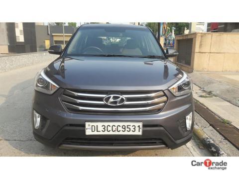 Hyundai Creta SX+ 1.6 U2 VGT CRDI AT (2015) in Gurgaon