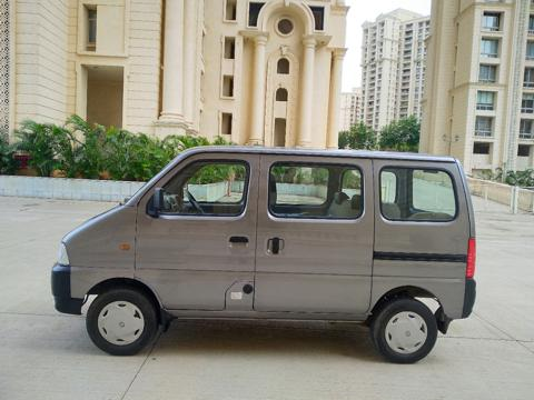 Maruti Suzuki Eeco 5 STR WITH A/C+HTR CNG (2018) in Thane